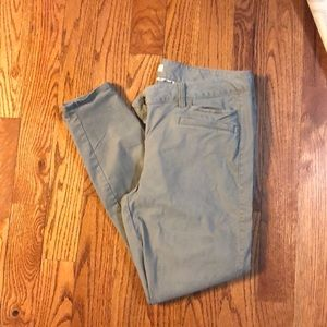 Gently worn Loft size 10 skinny pants